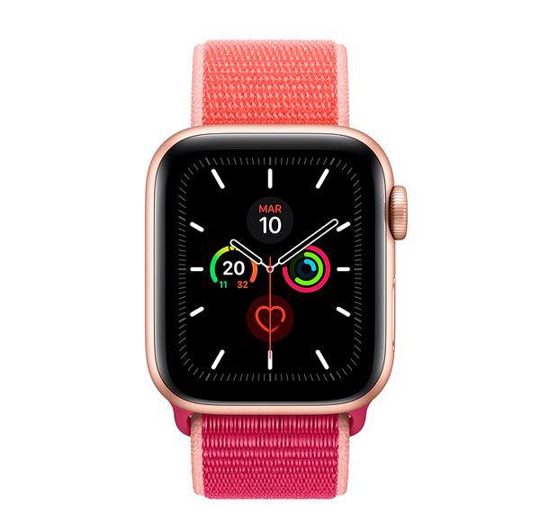 reparar pantalla Apple Watch 5