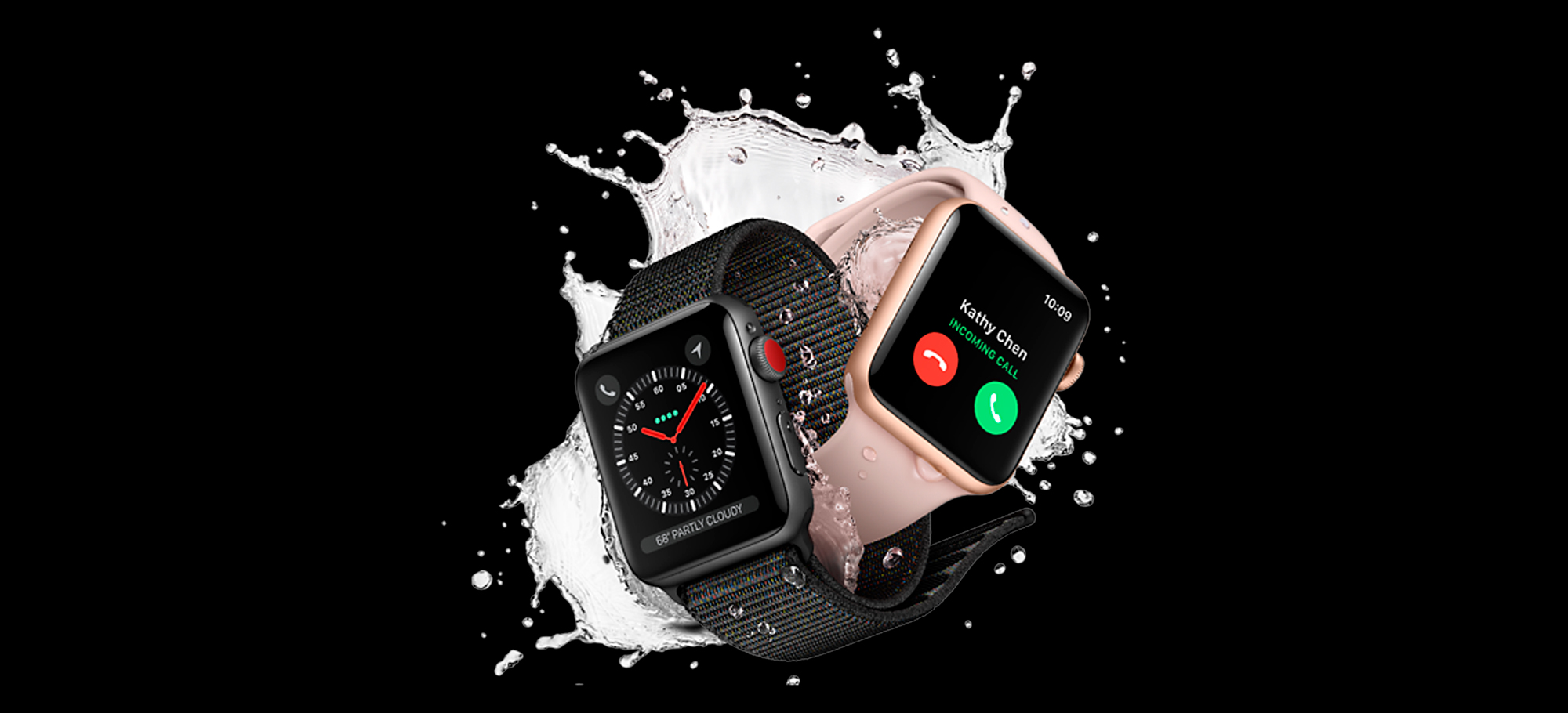 cambiar pantalla Apple Watch 3