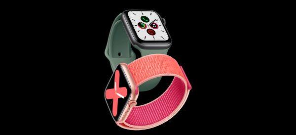 reparar placa base Apple Watch 5